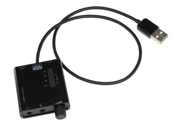 USB DAC搭載ヘッドフォンアンプ「DN-10102」