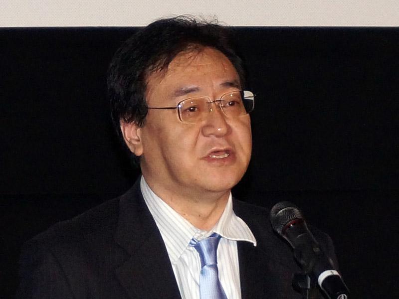 NexTV-Fの須藤理事長