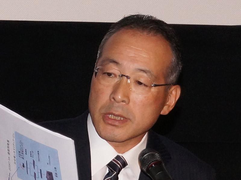 スカパーJSAT/NexTV-F コンテンツ委員会 委員長の田中晃氏