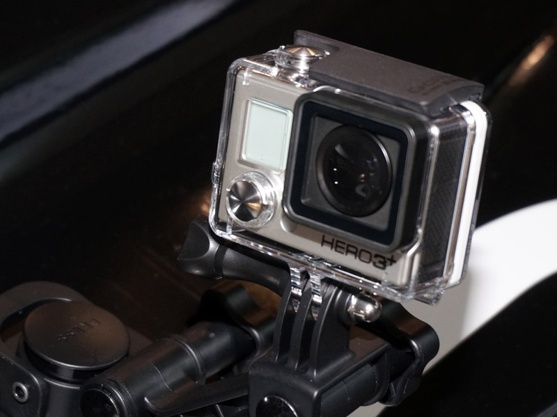GoPro HERO3+ブラックエディション