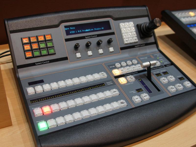 コントロールパネルはHDスイッチャー用のものがそのまま使える