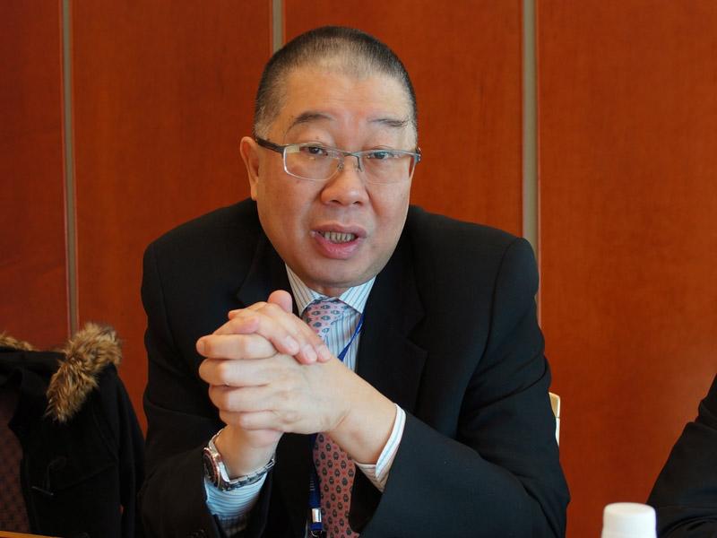 アジア・パシフィック地域を統括するステファン・ウォン氏