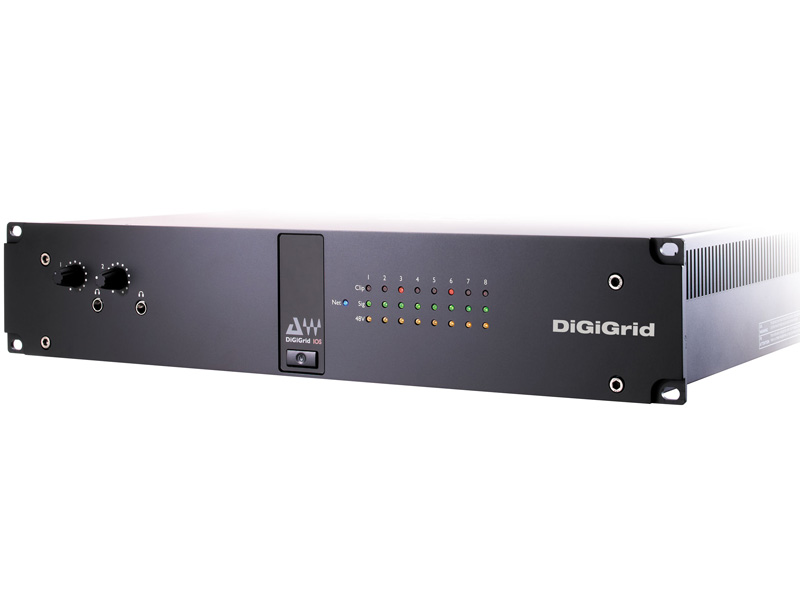オーディオI/O & Sound Grid DSPサーバーの「IOS」