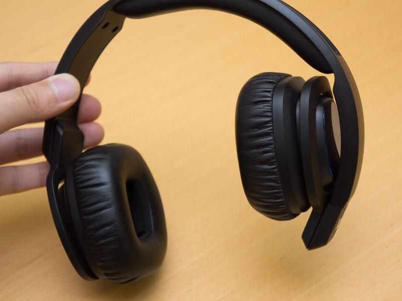 片耳モニターができる「DJ-pivot」機能を搭載