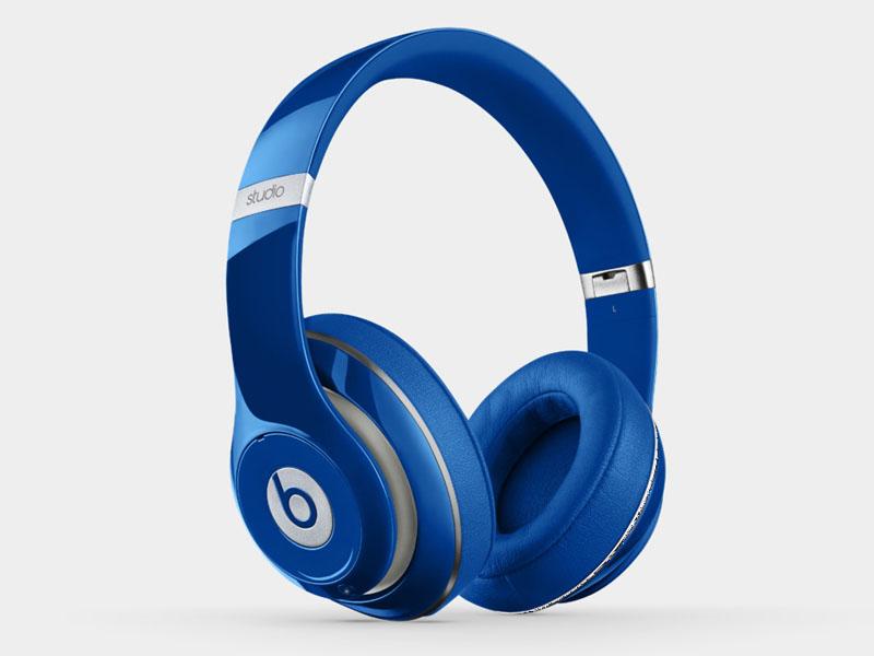 Beats Studioの新色ブルー