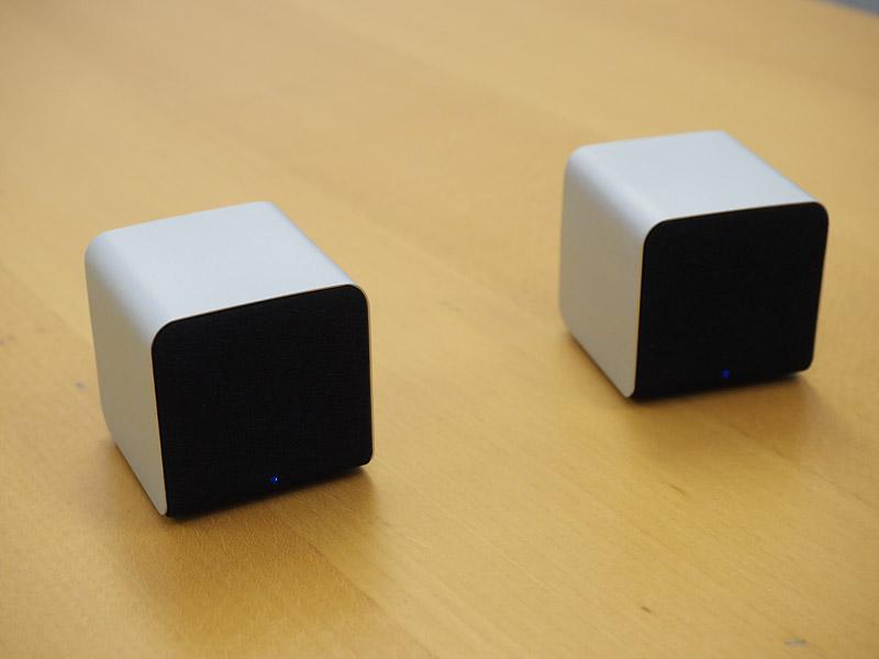 Wワイヤレス Bluetoothスピーカー(USBS-WW1)