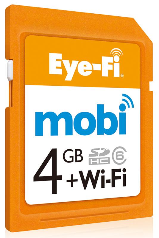 Eye-Fi Mobi 4GB Class 6