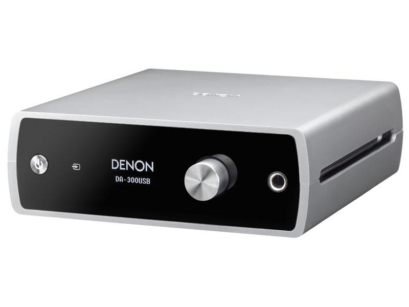 USB DAC兼ヘッドフォンアンプ「DA-300USB」