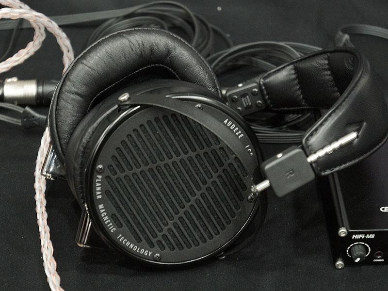 モニターサウンドの「LCD-X」