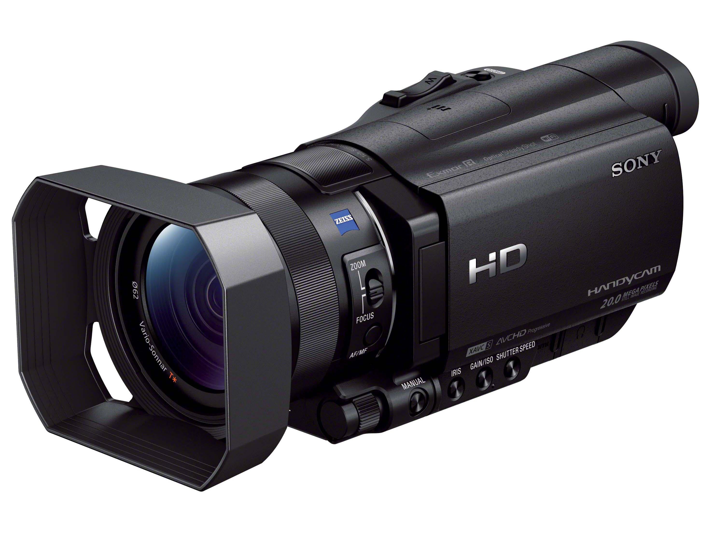 HDR-CX900