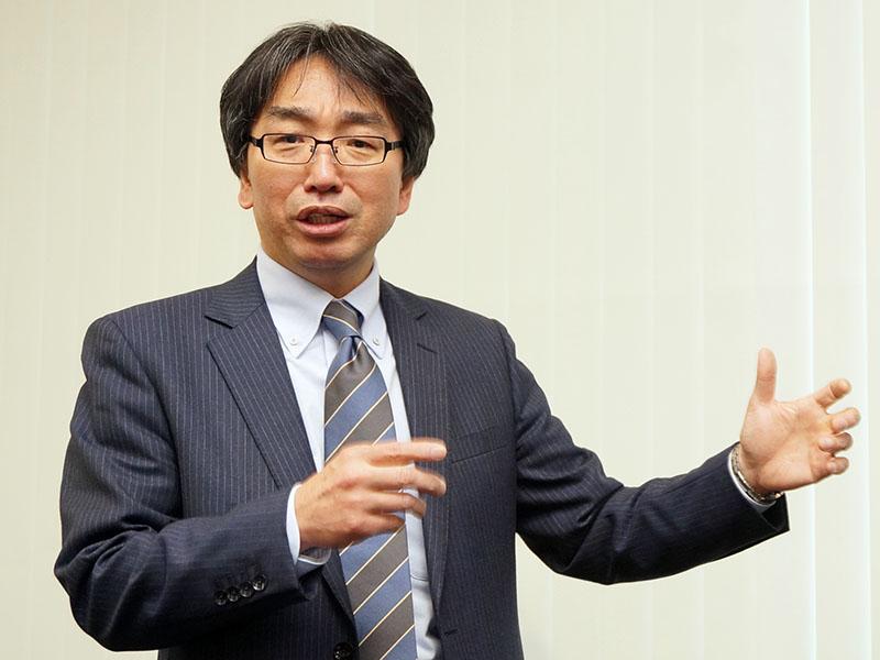 Dolby Japan事業開発部 ディレクターの真野克己氏