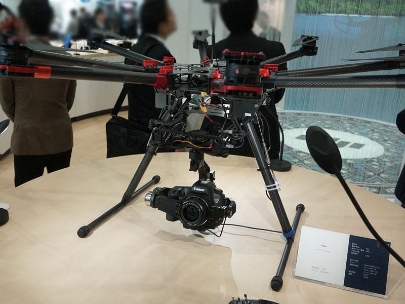 8ローターの新製品「S1000」