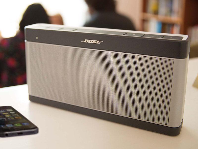 ル「SoundLink Bluetooth Mobile speaker II」