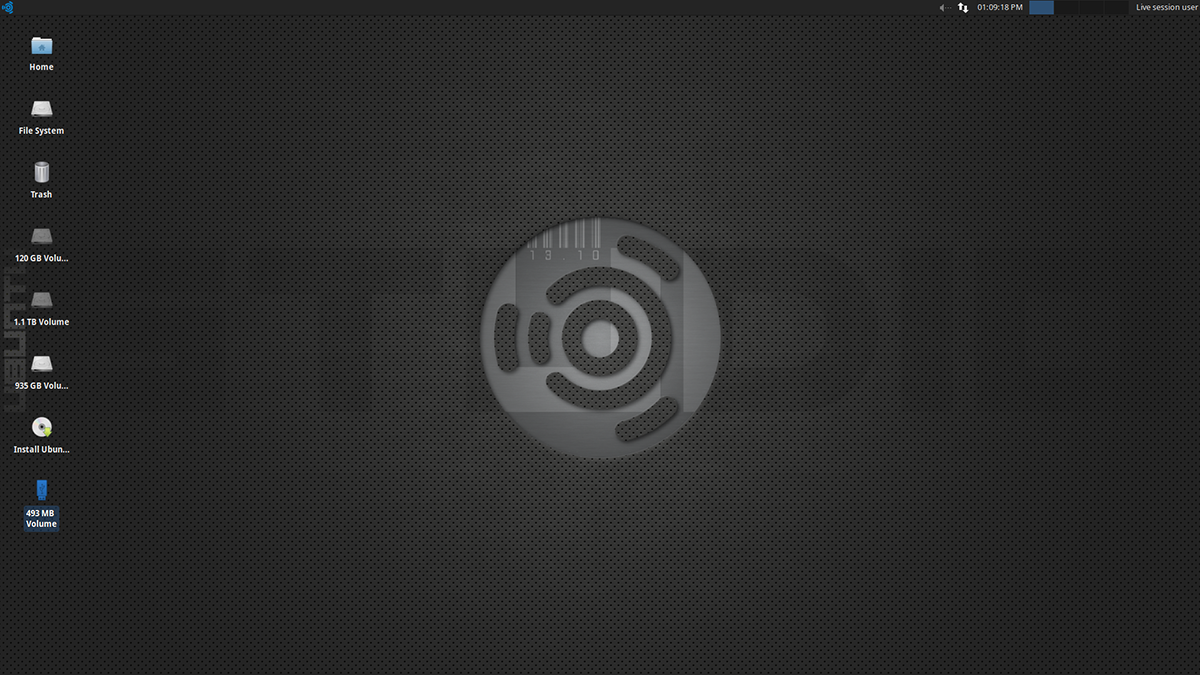 インストールせずにUbuntu Studioを体験できる