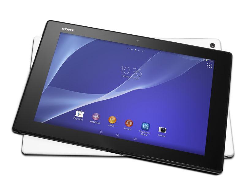 「Xperia Z2 Tablet」