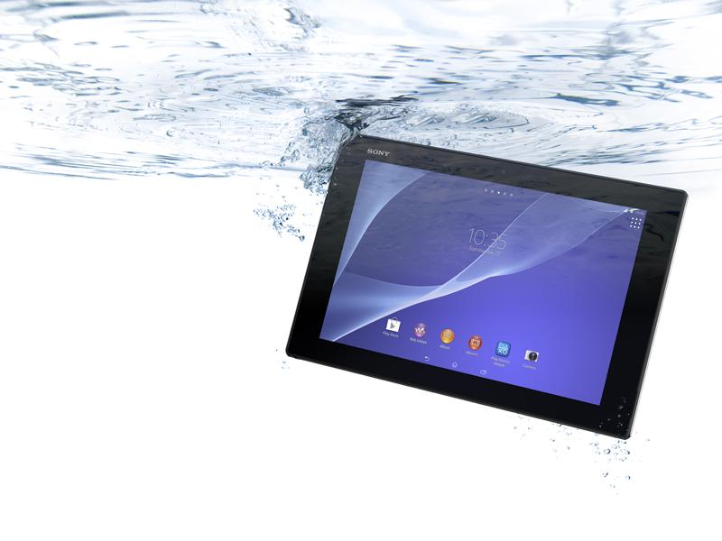 IPX5/8相当の防水性能を備えている
