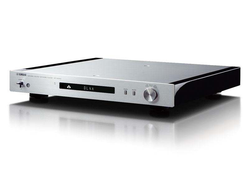 ネットワークオーディオプレーヤー「NP-S2000」ピアノ・ブラックモデル