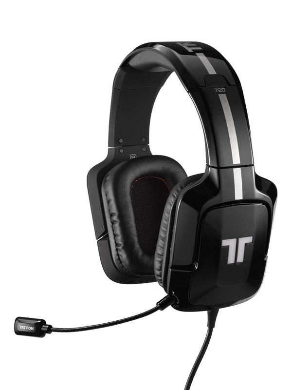 TRITTON 720+PC7.1(ブラック)