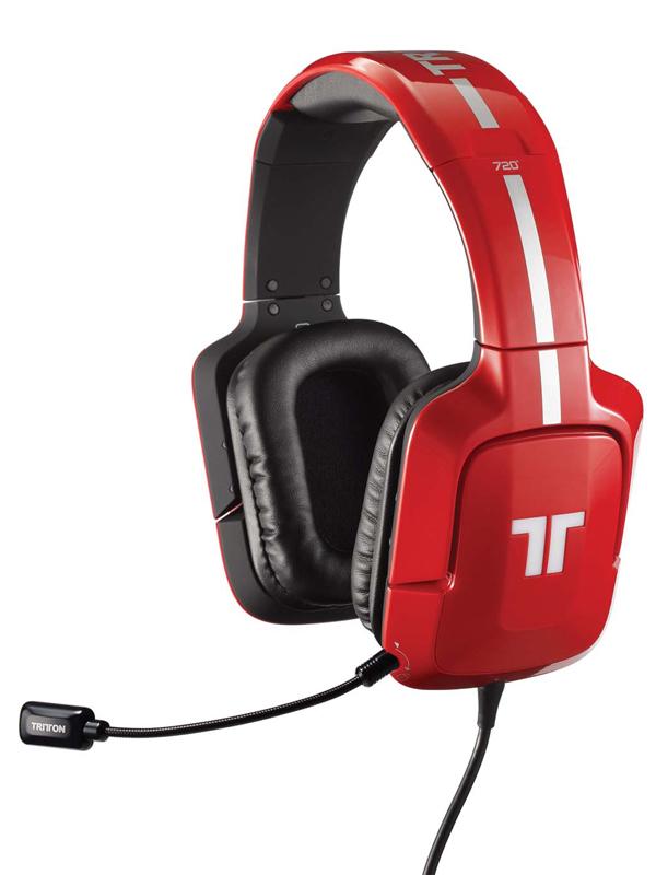TRITTON 720+PC7.1(レッド)
