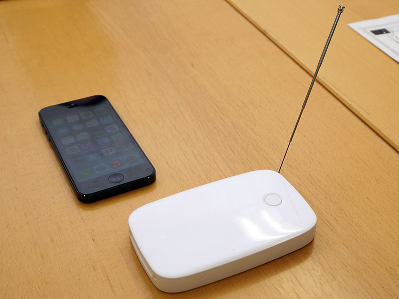 ポケットフルセグ(iPhoneは別売)