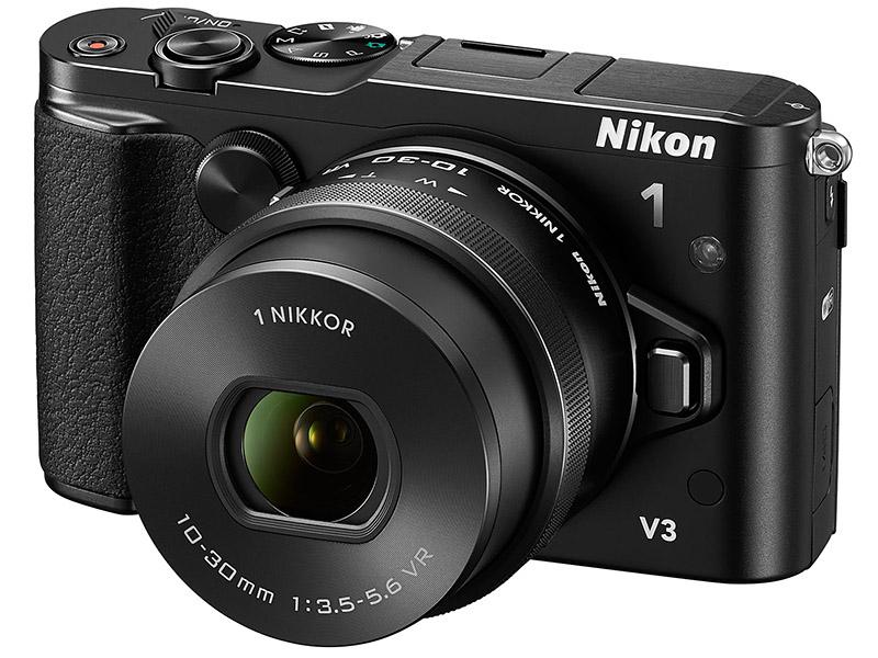 Nikon 1 V3(1 NIKKOR VR 10-30mm f/3.5-5.6 PD-ZOOM)装着時