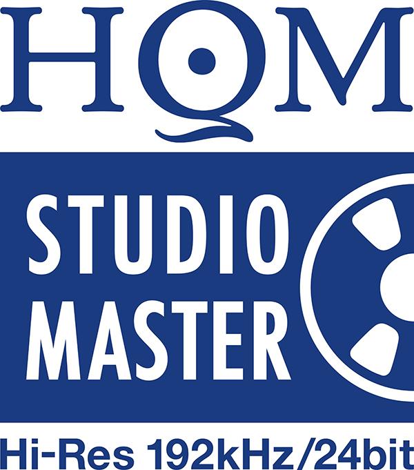 「オリジナルスタジオマスターテープ・ハイレゾ音源シリーズ」のロゴ