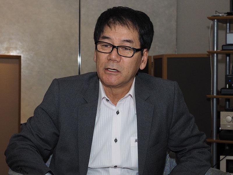 クリプトンの濱田正久代表取締役