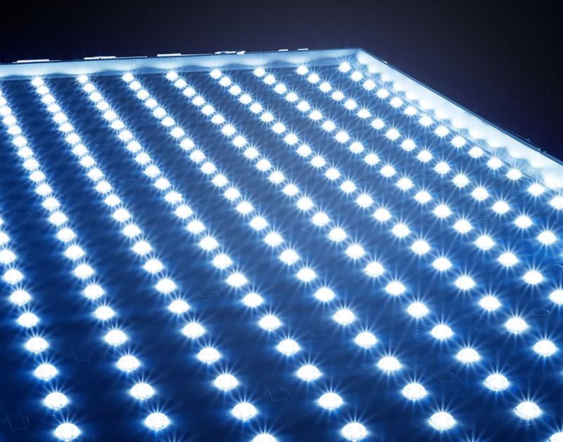 高輝度広色域ダイナミックLEDバックライト