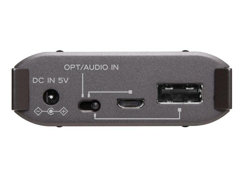 ポータブルヘッドフォンアンプ「HA-P50」