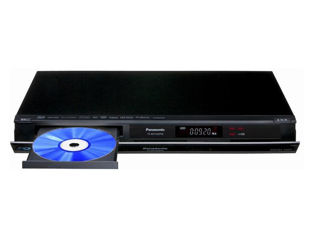 ブルーレイ搭載録画機能付eo光テレビチューナー」(TZ-BDT920PW)