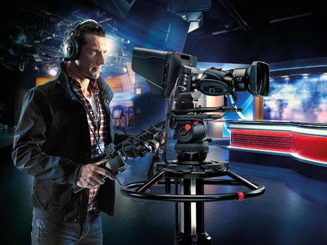 Studio Cameraの使用イメージ