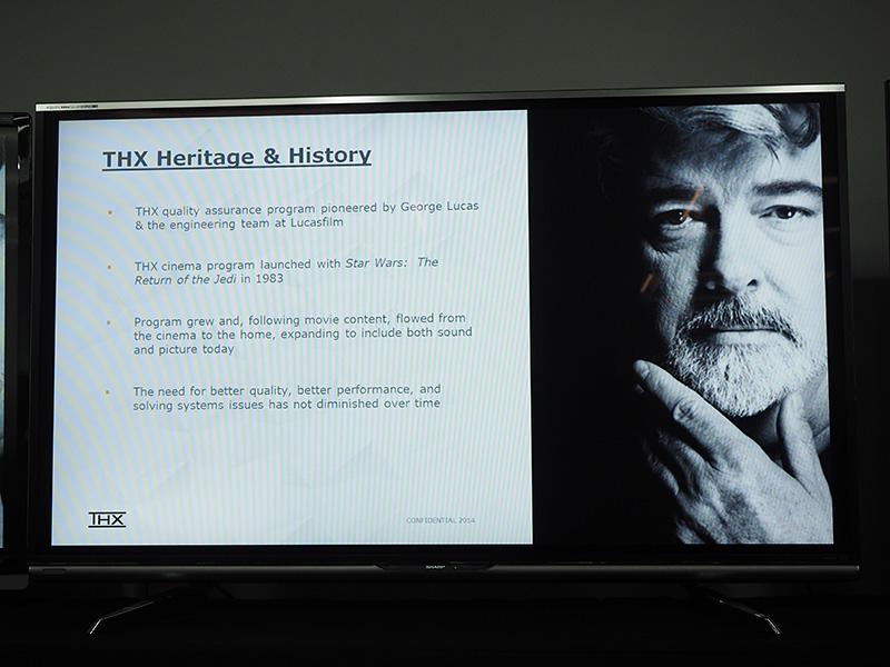 THXの歴史