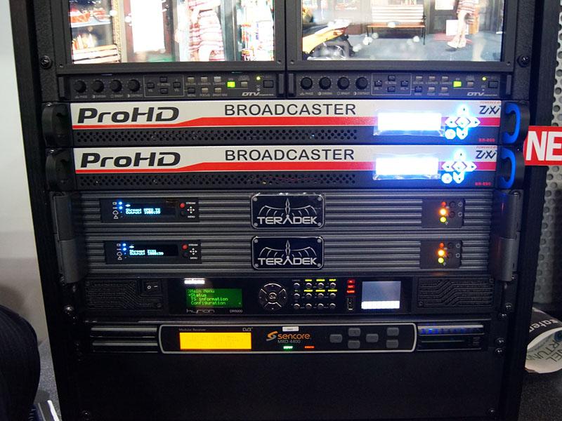 中央ProHDロゴがあるのが「BR-800」