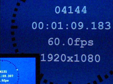 """遅延時間 124ms/7.4f<br class="""""""">(e-shift オン/倍速駆動 オフ)"""