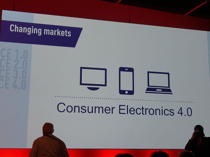 Consumers Electronics 4.0