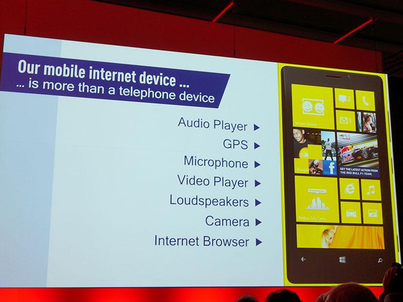 もはや「電話機」ではないスマートフォン