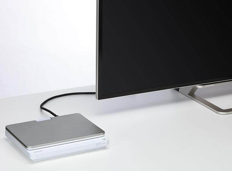 HDMI出力を装備