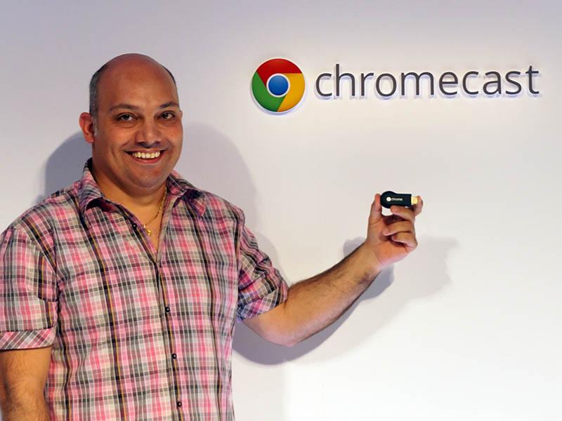 Chromeエンジニアリング統括ディレクター マージド・ベイカー氏