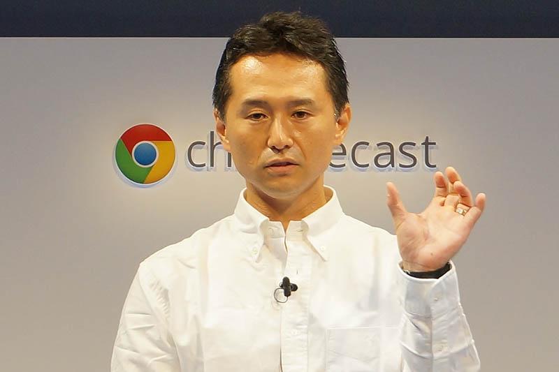 グーグル パートナー事業開発本部 林 豊 統括部長