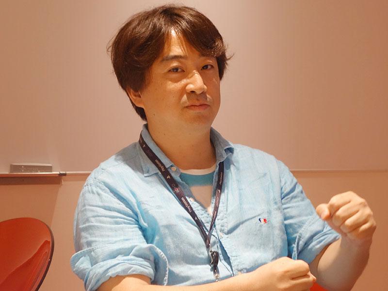 研究開発本部2部 担当部長 同3課課長 石塚健作氏