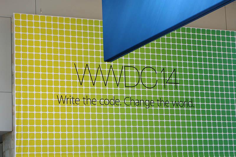 今回のキャッチフレーズは「Write the Code, Change the World」。開発者に向けたストレートなメッセージだった