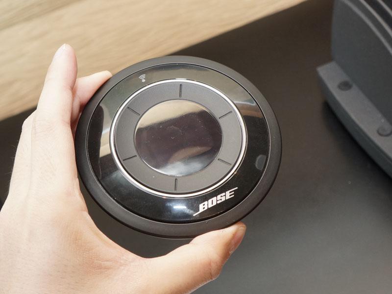 SoundTouch controllerで操作できる
