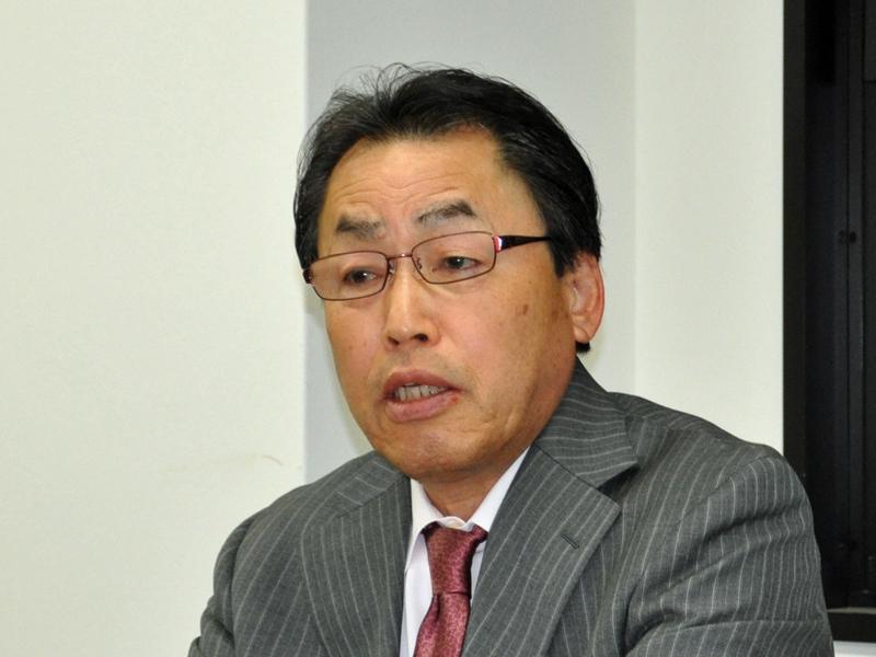JVAの桐畑敏春会長