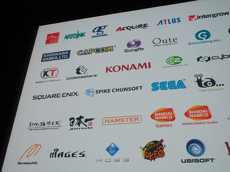 ゲームは50社が既に参入を表明