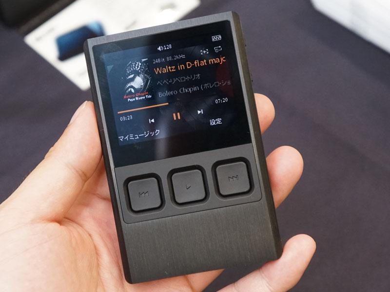 iBasso Audioのハイレゾプレーヤー「DX90j」