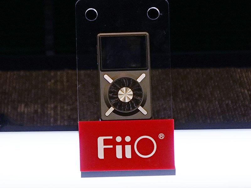 FiiO製ハイレゾプレーヤー「X5」