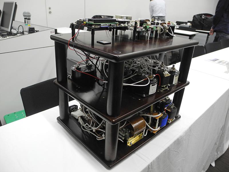 開発されたDSD再生装置