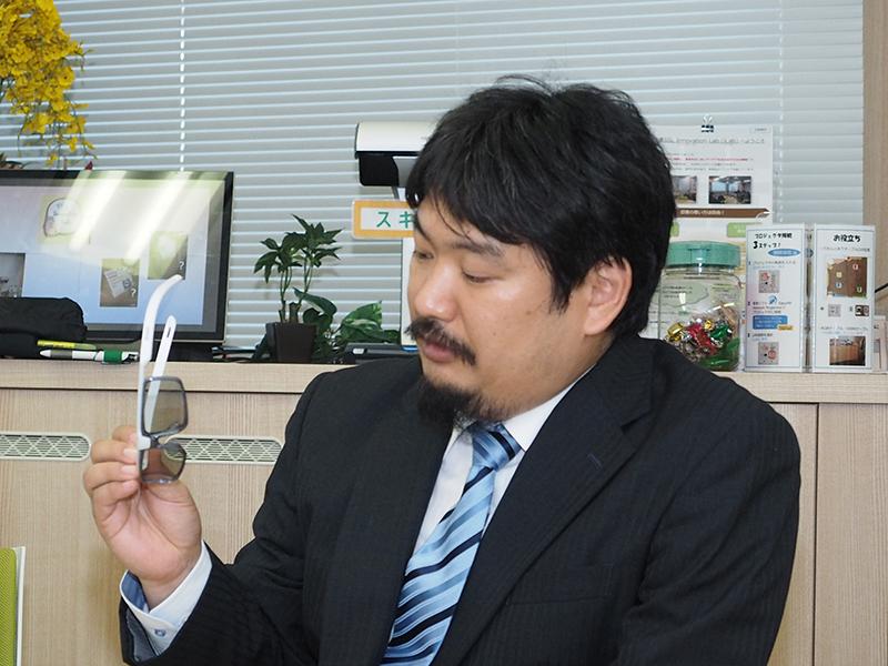 白井暁彦准教授