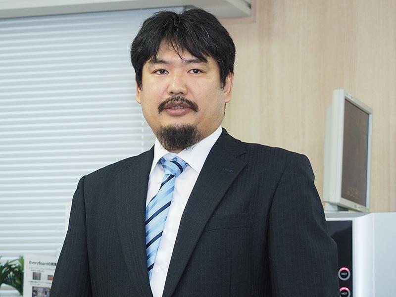 神奈川工科大学 情報学部 情報メディア学科の白井暁彦准教授