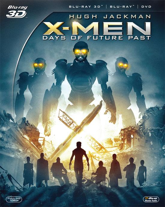 X-MEN:フューチャー&パスト 3枚組コレクターズ・エディション 初回生産限定